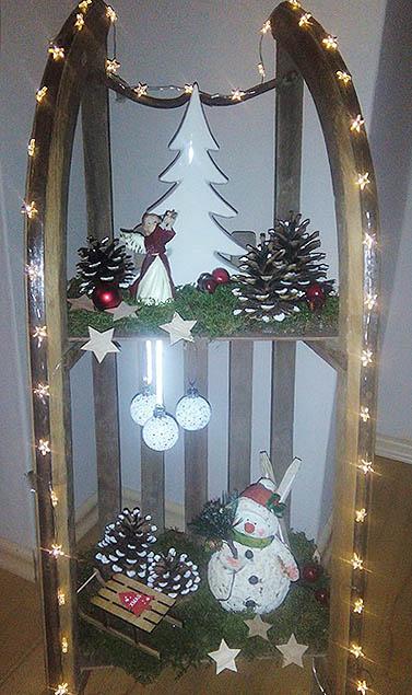Weihnachtsbilder Suchen.Leser Weihnachtsbilder 5 Weihnachtsbäume Krippen Verzierte Schlitten